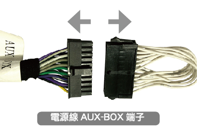 AUX-BOX cable
