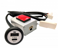USB 3.0 Quick charger for Toyota